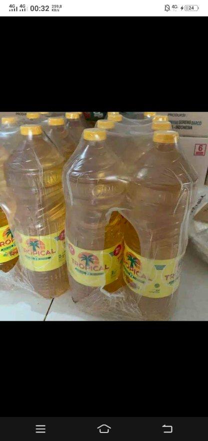 minyak tropical