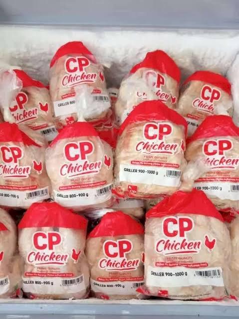 ayam fresh frozen 0,8-0,9 Kg